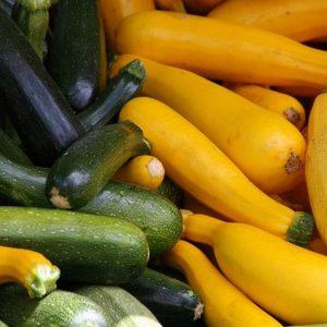Mixed Zucchini