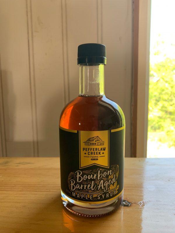 Bourbon Barrel Aged